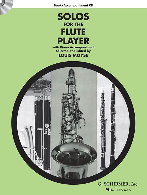 Solos for the Flute Player - AUTORES VARIOS - CONSULTAR STOCK
