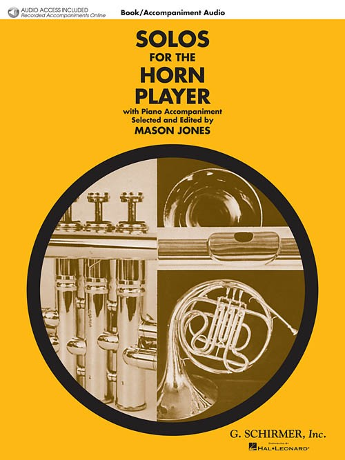 Solos for the Horn Player - AUTORES VARIOS - CONSULTAR STOCK