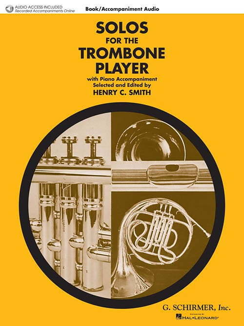 Solos for the Trombone Player - AUTORES VARIOS - CONSULTAR STOCK