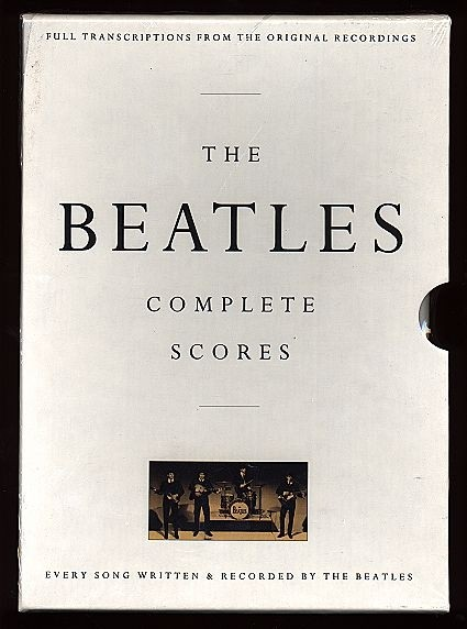 Complete - THE BEATLES - CONSULTAR STOCK