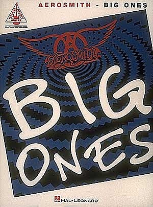 Big Ones - ( c/TAB ) - AEROSMITH - CONSULTAR STOCK