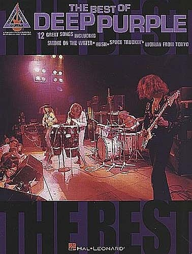 The Best of - ( c/TAB ) - DEEP PURPLE - CONSULTAR STOCK