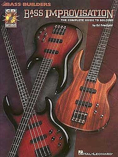 Bass Improvisation - Ed Friedland - CONSULTAR STOCK
