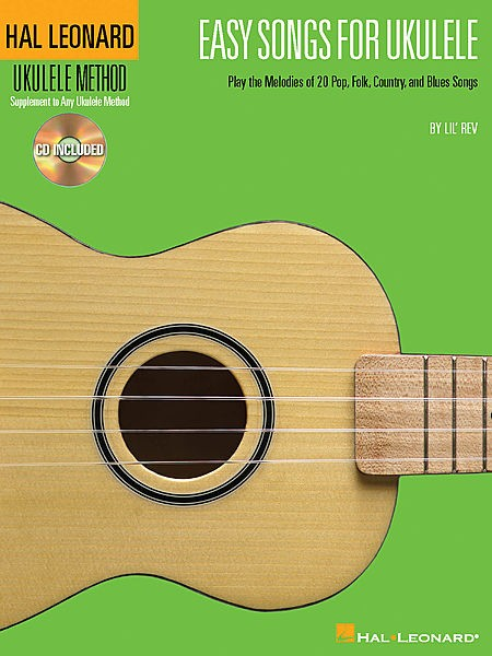 Easy Songs for Ukulele - AUTORES VARIOS