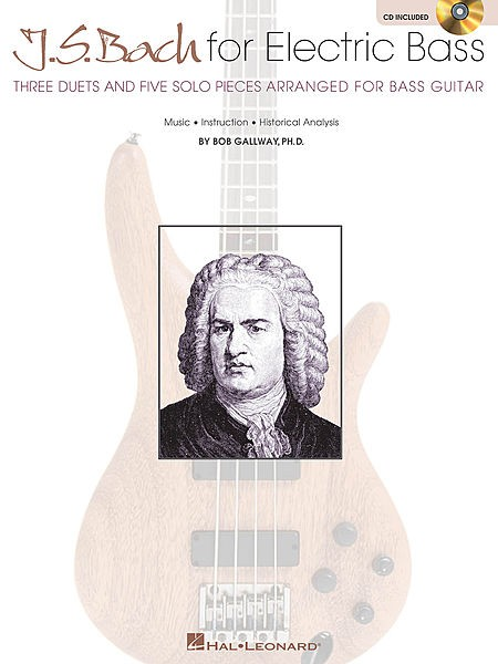 J.S. Bach for Electric Bass - CONSULTAR STOCK