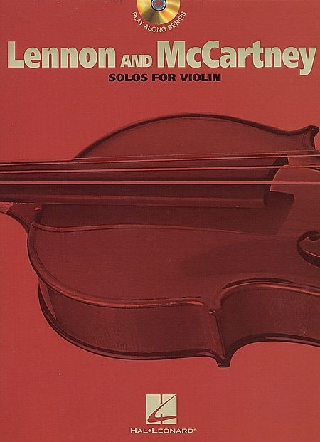 Lennon And McCartney Solos - Violin - CONSULTAR STOCK