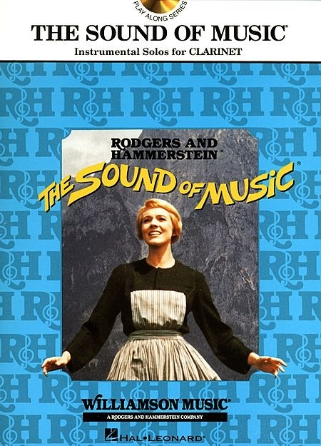 The Sound of Music - Clarinete (c/CD) - Rodgers & Hammerstein - CONSULTAR STOCK