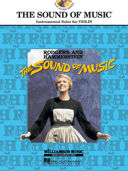 The Sound of Music - Violin (c/CD) - Rodgers & Hammerstein - CONSULTAR STOCK