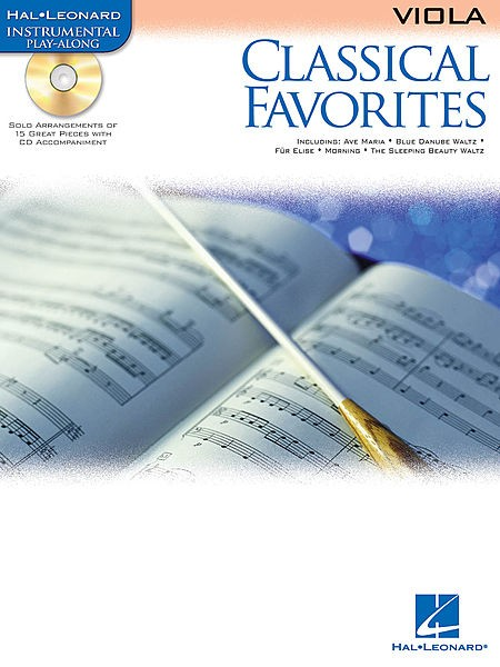 Classical Favorites Viola - AUTORES VARIOS - CONSULTAR STOCK