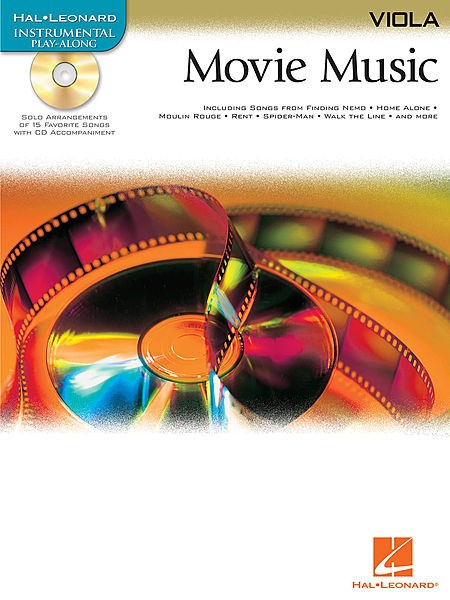 Movie Music Viola - AUTORES VARIOS - CONSULTAR STOCK