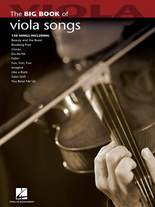 The Big Book of Viola Songs - AUTORES VARIOS - CONSULTAR STOCK