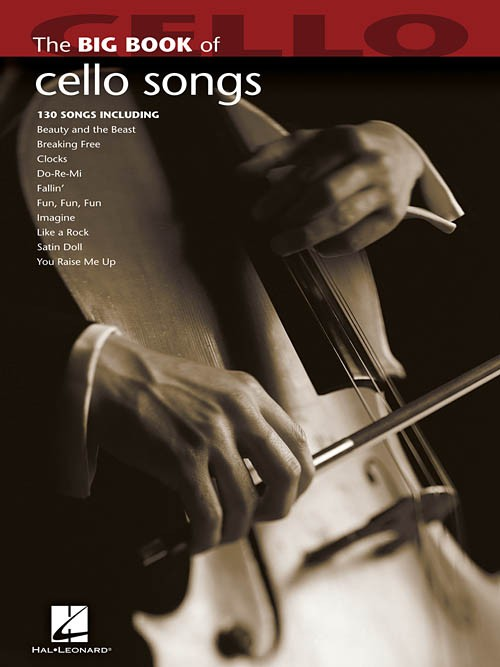 The Big Book of Cello Songs - AUTORES VARIOS - CONSULTAR STOCK