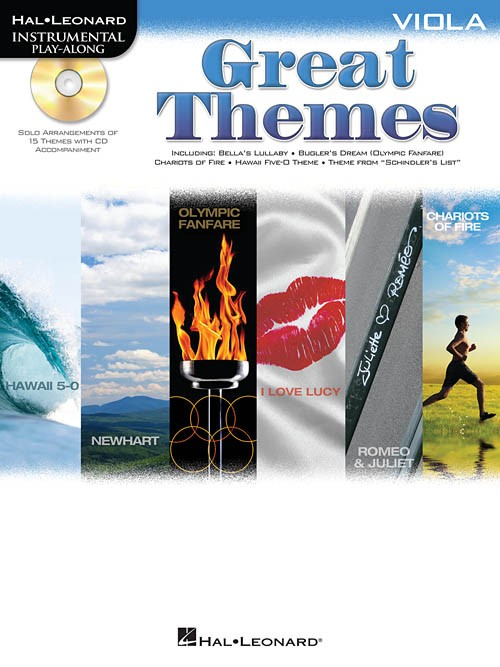 Great Themes viola- AUTORES VARIOS - CONSULTAR STOCK