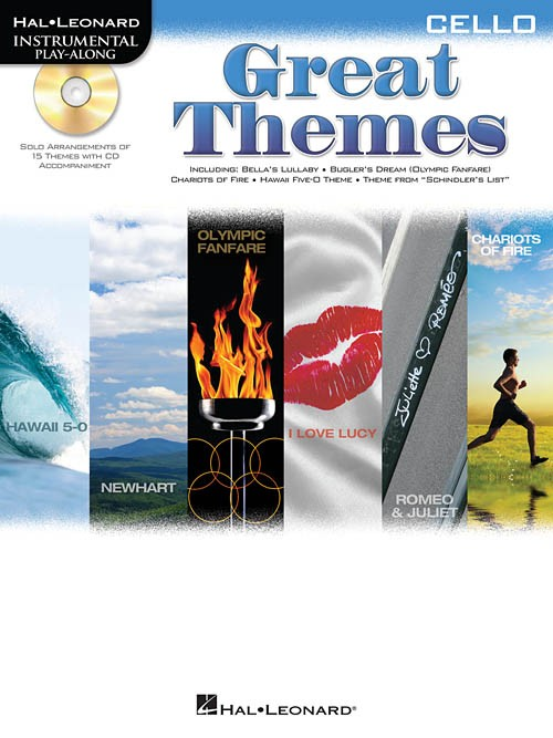 Great Themes cello- AUTORES VARIOS - CONSULTAR STOCK