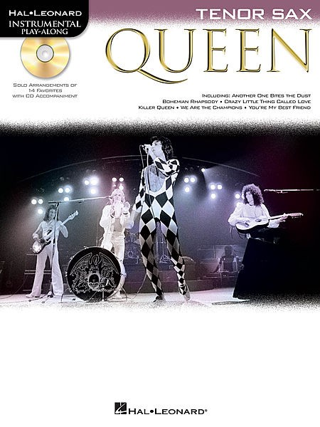 Album saxo tenor - QUEEN - CONSULTAR STOCK