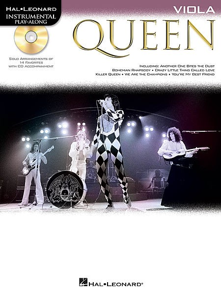 Album  viola - QUEEN - CONSULTAR STOCK