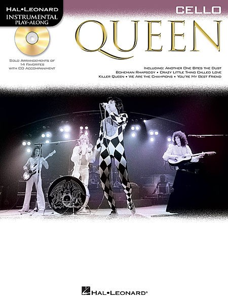 Album cello - QUEEN - CONSULTAR STOCK
