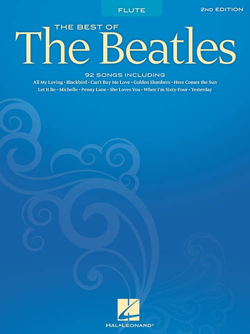 The Best of flauta - THE BEATLES - CONSULTAR STOCK