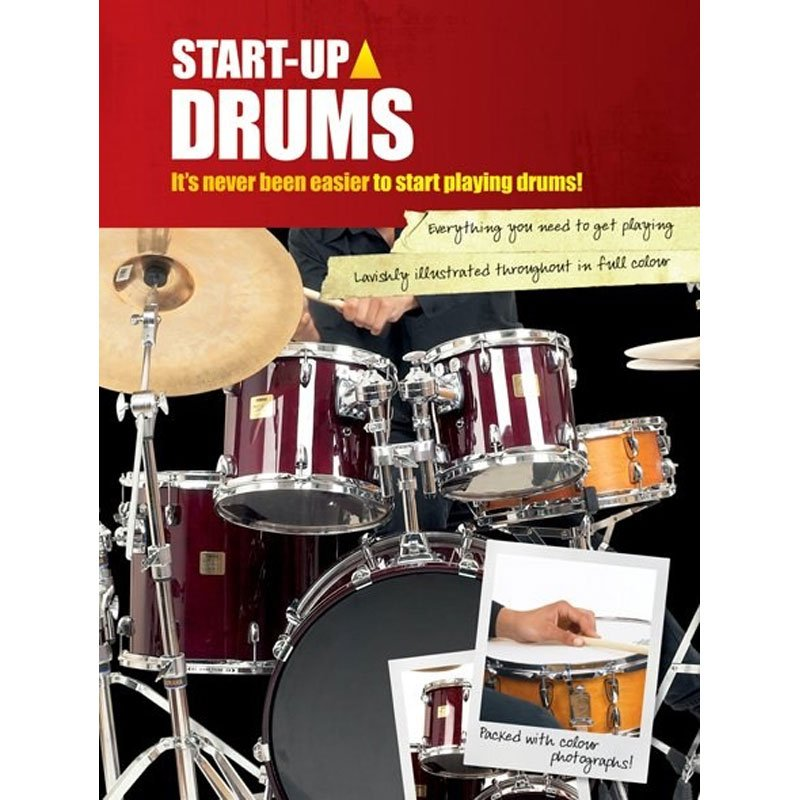 START-UP DRUMS - ANONIMO CONSULTAR STOCK
