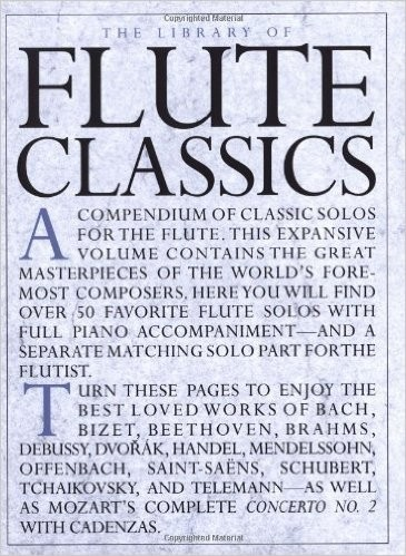 THE LIBRARY OF FLUTE CLASSICS - AUTORES VARIOS CONSULTAR STOCK