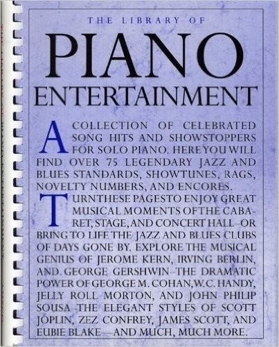 THE LIBRARY OF PIANO ENTERTAINMENT - AUTORES VARIOS CONSULTAR STOCK