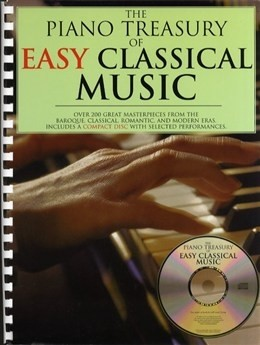 THE PIANO TREASURY OF EASY CLASSICAL MUSIC - AUTORES VARIOS CONSULTAR STOCK