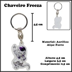 Chaveiro Freeza (Dragon Ball)