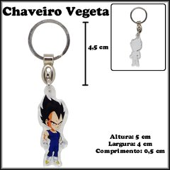 Chaveiro Vegeta (Dragon Ball)