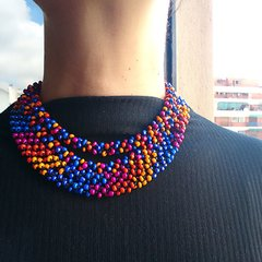 Duo Collar SINFIN - multicolor
