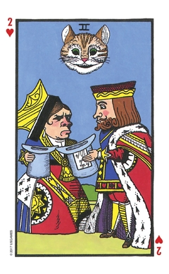 THE WONDERLAND TAROT en internet