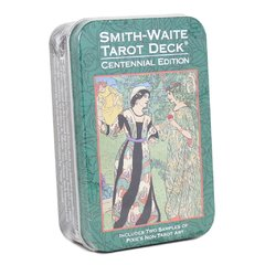 SMITH WAITE TAROT DECK - CENTENNIAL EDITION