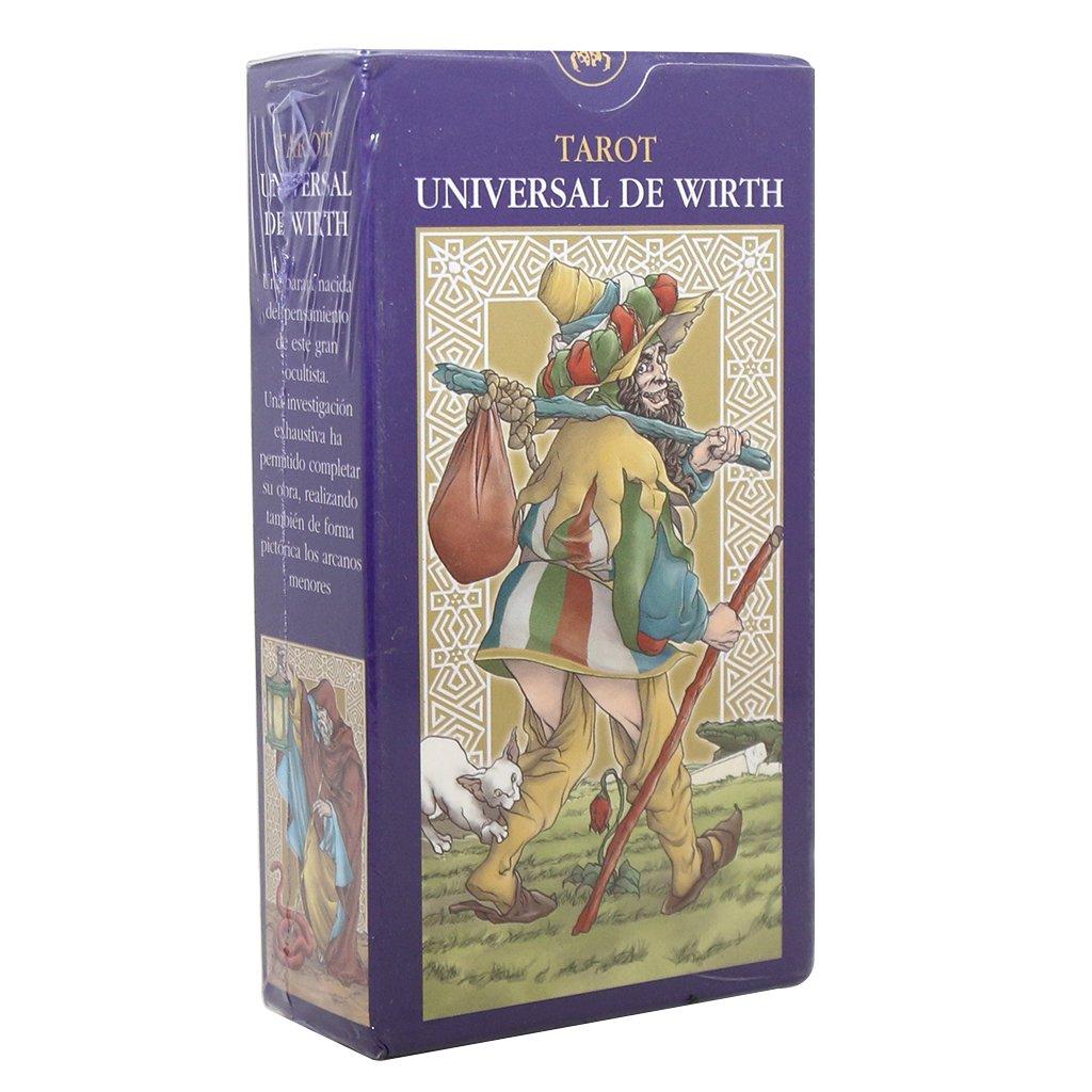 TAROT UNIVERSAL DE WIRTH