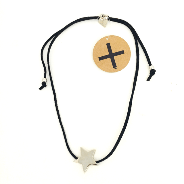 Collar Star - Mas Negro