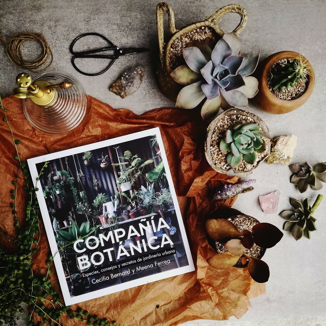 Nuestro Libro Compañía Botánica Especies Consejos Y