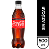 COCA COLA SIN AZUCAR 500ML