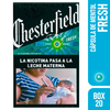 CHESTERFIELD BOX FRESH 20