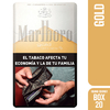 MARLBORO GOLD ORIGINAL BOX 20