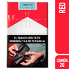 MARLBORO RED KS 20