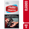 PHILIP MORRIS BOX 10