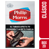 PHILIP MORRIS BOX 20