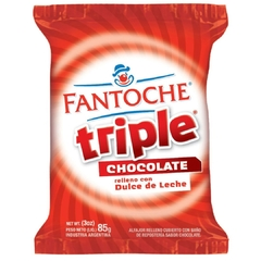 Alfajor Fantoche Triple Chocolate