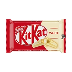 OBLEA KIT KAT WHITE X 41,5 G NESTLE