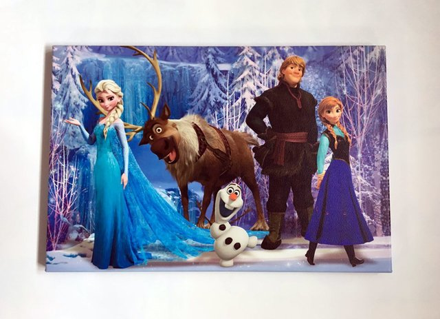 Frozen en internet
