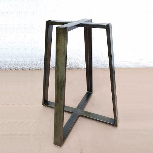 Patas de hierro de dise o para mesa o escritorio - Patas conicas para mesas ...
