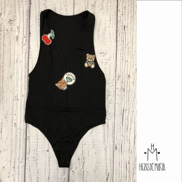 Body Luciana Patch! - comprar online