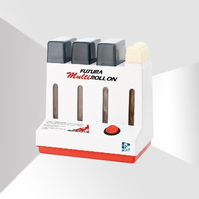 Depilador De Cera Descartable Futura Multi Roll-on