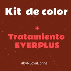 KIT DE COLOR + TRATAMIENTO EVERPLUS