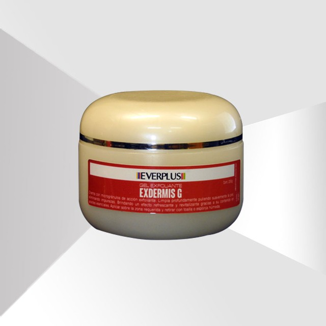Exdermis G, Gel Exfoliante Everplus. 250 gramos