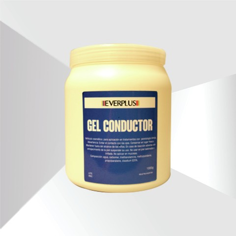 Gel Conductor, Everplus. 1000 gramos