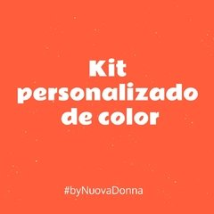 KIT PERSONALIZADO DE COLOR